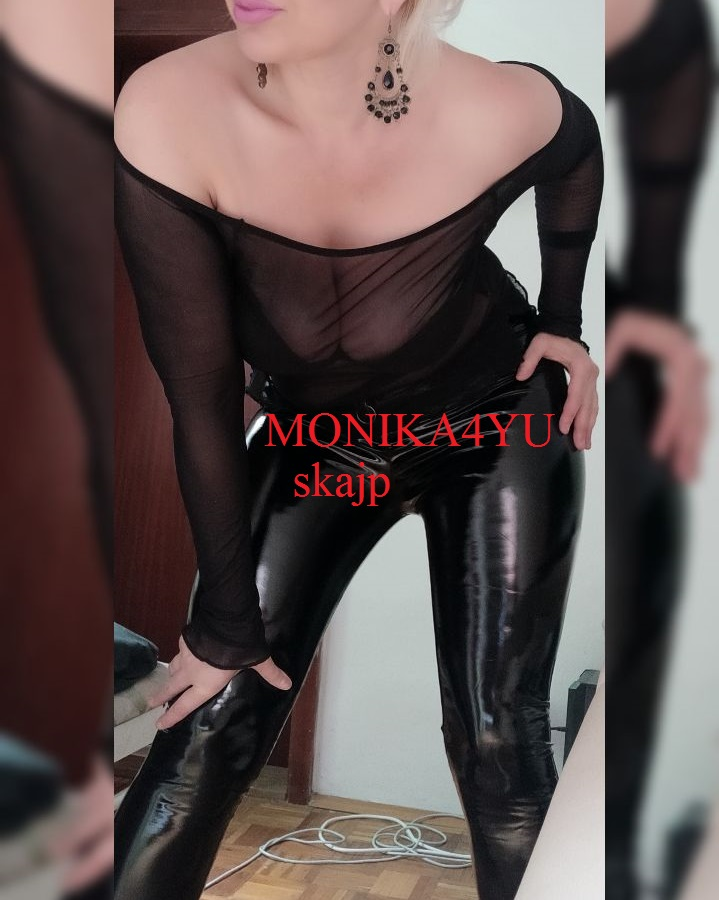 Web cam sex on SKYPE monika4yu