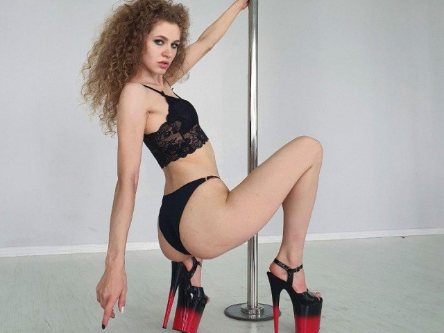 Pole dancing online classes