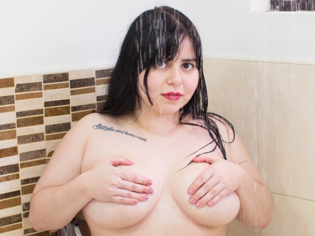 BBW web cam star EmmaMolly