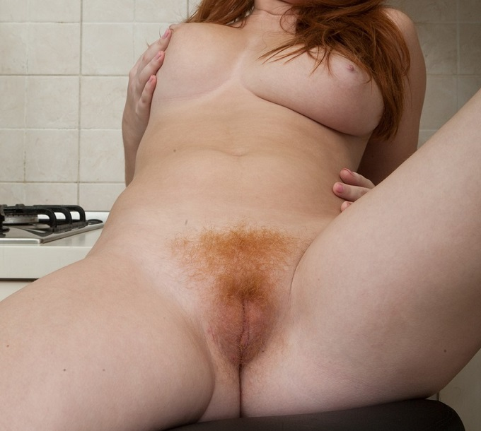 Beautiful redhead pussies