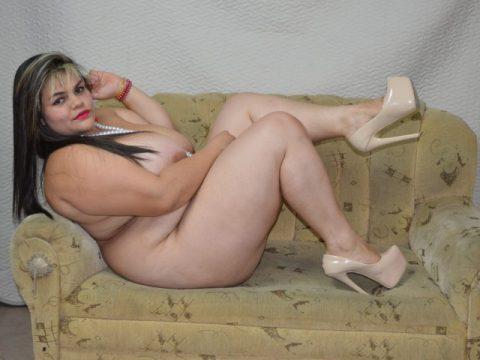 Big BOOBS web cam star