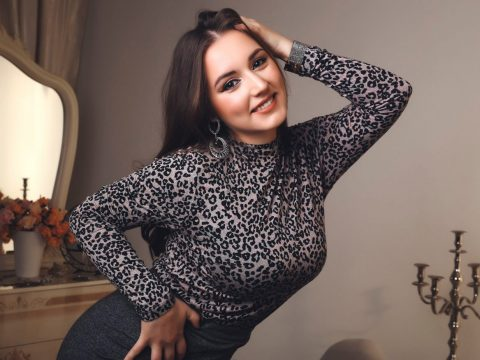 Web cam star Lorelai Medina