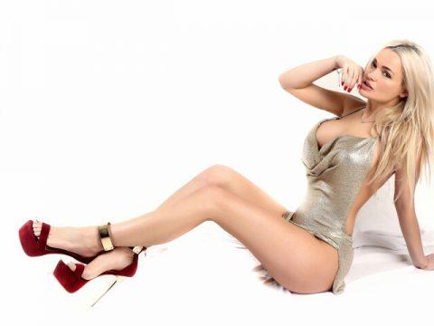 SexiBook blonde Milena XXX