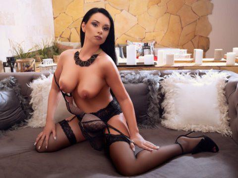 Sexi BOOK web cam star Sienna Hope